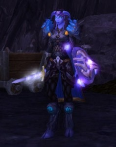 Look at my awesome transmog!